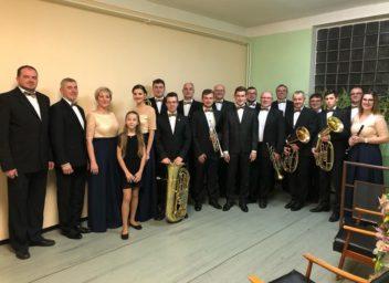 Slovácka dechová hudba